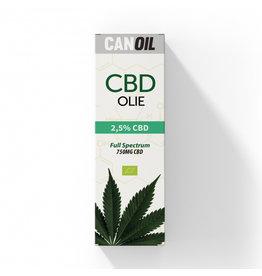 CanOil - CBD Olie 2.5% - 30ML