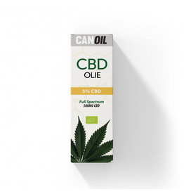 CanOil - CBD Oil 5% - 10ML