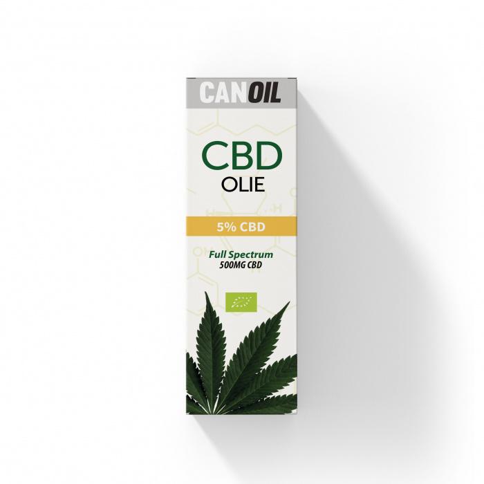 CanOil - CBD Oil 5% - 10ML