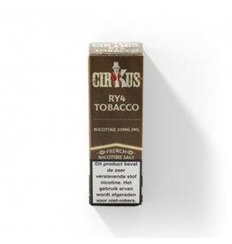 Cirkus - RY4 Tobacco (Nic Salt)