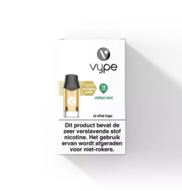 Vype vPro ePod POD - Chilled Mint - 2 Pcs