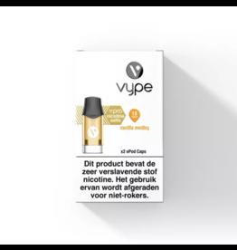 Vype vPro ePod POD - Vanille-Gemisch - 2 Stk
