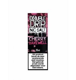 Double Drip - Cherry Bakewel (Nic Salt)