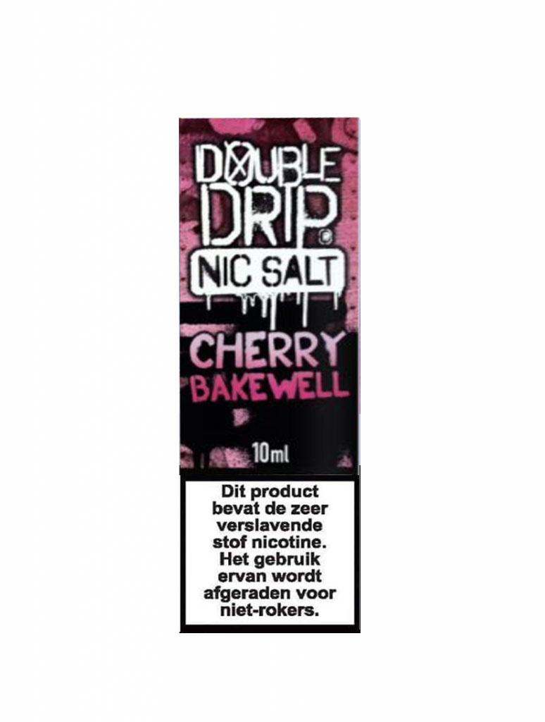 Double Drip - Cherry Bakewel