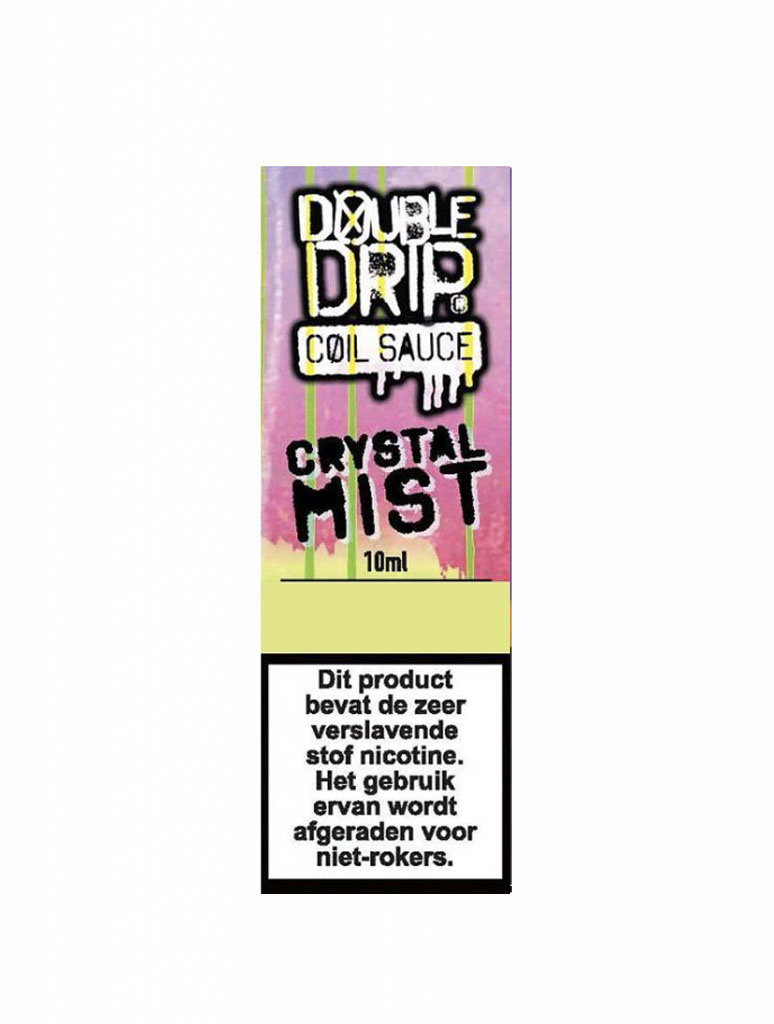 Double Drip - Crystal Mist (Nic Salt)