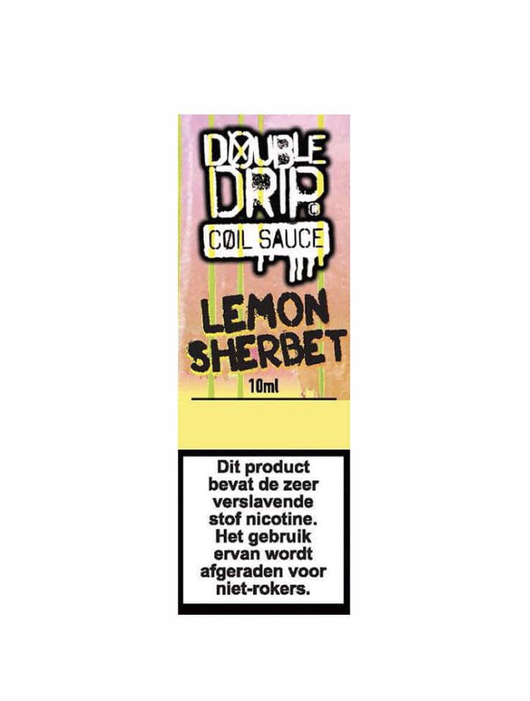 Double Drip - Lemon Sherbet (Nic Salt)