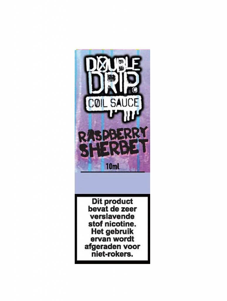 Double Drip - Raspberry Sherbet (Nic Salt)