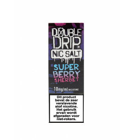 Doppelter Tropfen - Super Berry Sherbet