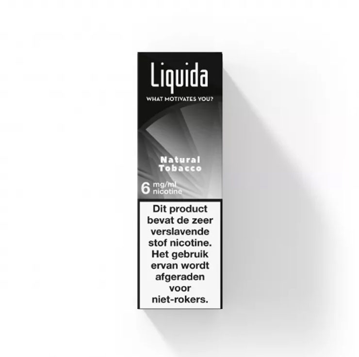 Liquida - Natural Tobacco
