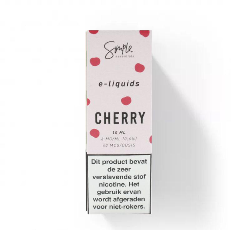 Simple Essentials - Cherry
