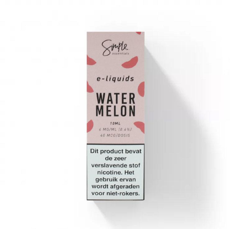 Simple Essentials - Wassermelone