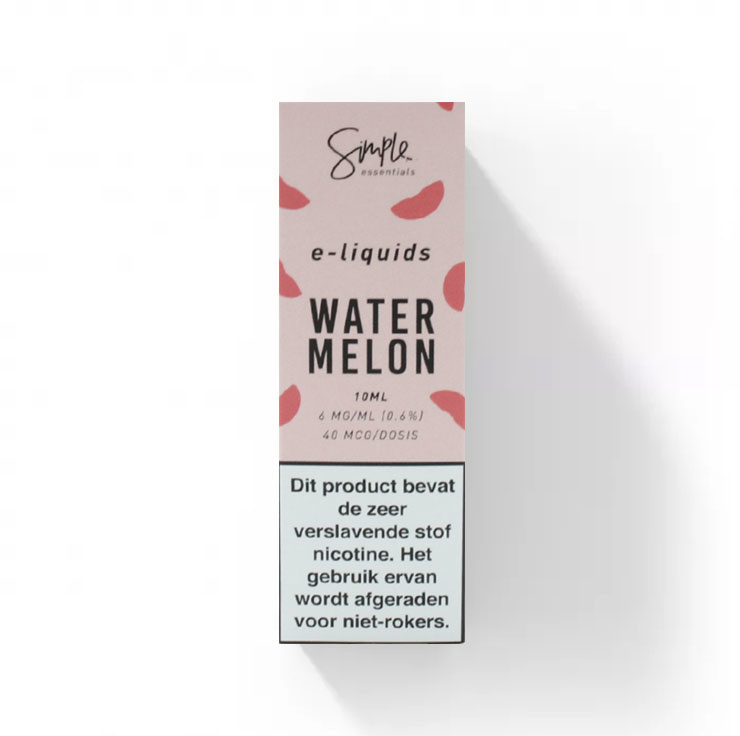 Simple Essentials - Watermelon
