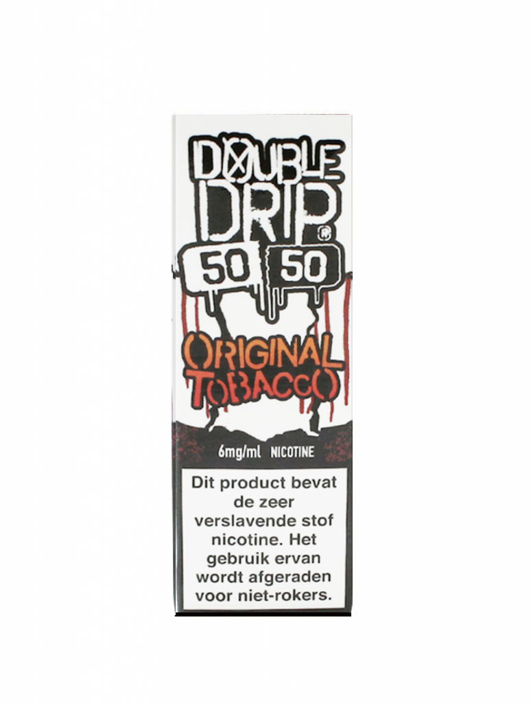 Double Drip - Original Tobacco