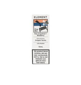 Element - Pink Grapefruit + Blaubeere