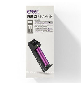 Efest Pro C1 Ladegerät