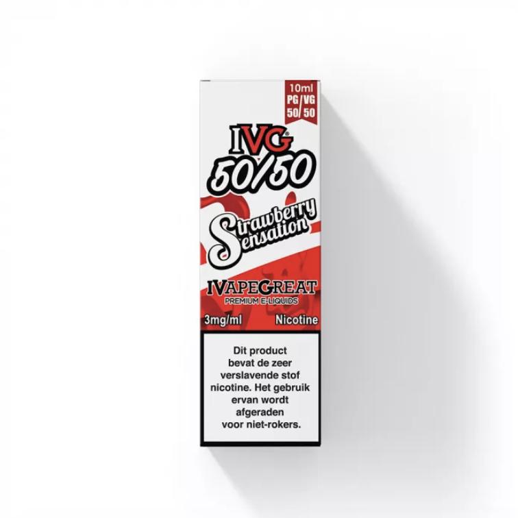 IVG - Strawberry Sensation