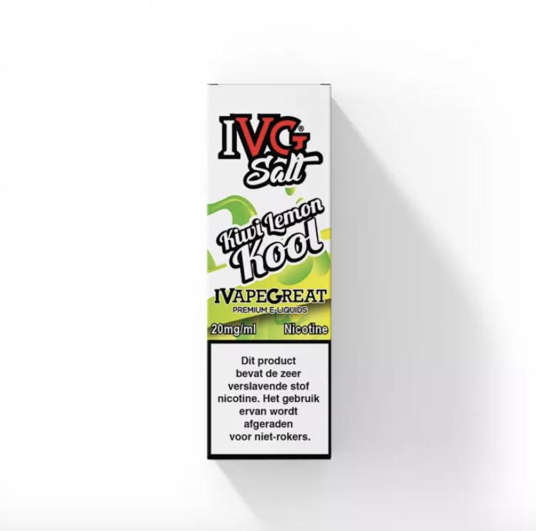 IVG - Kiwi Lemon  (Nic Salt)