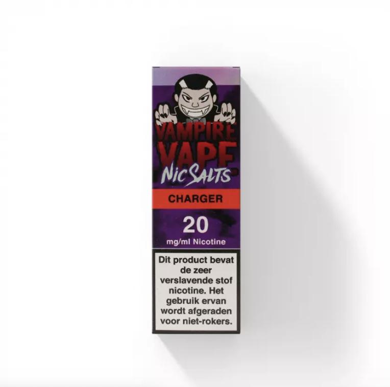Vampire Vape - Ladegerät (Nic Salt)