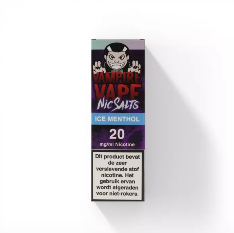 Vampire Vape - Ice Menthol (Nic Salt)