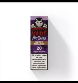 Vampire Vape - Süßer Tabak (Nic Salt)