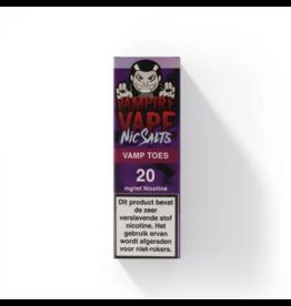 Vampire Vape - Vamp Toes (Nic Salt)