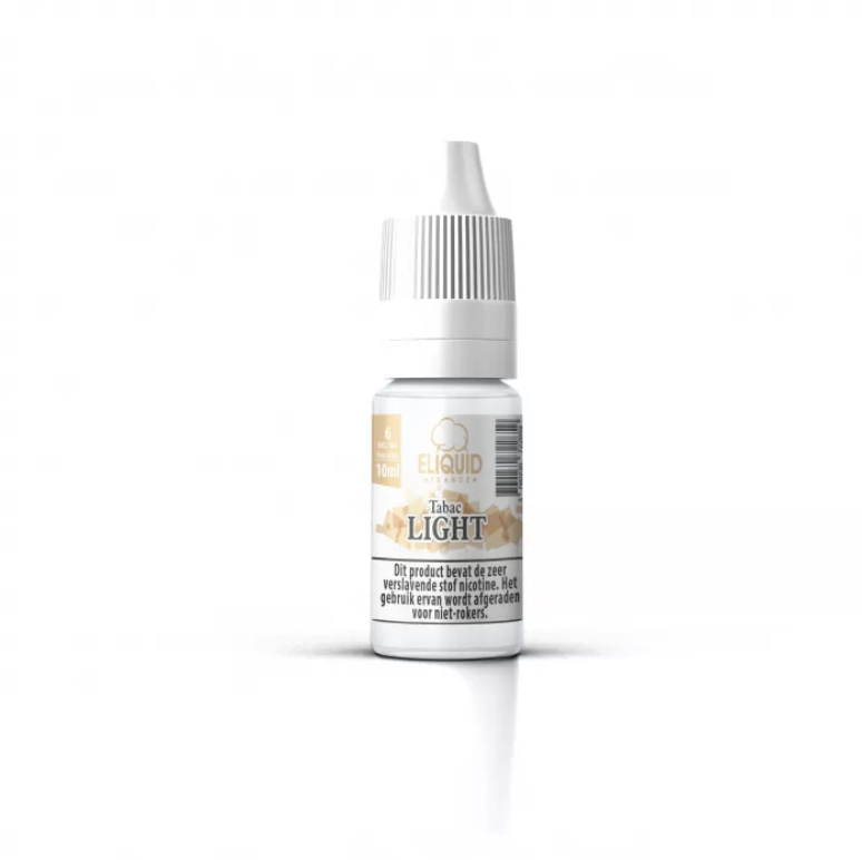 Eliquid France -  Tabac Light