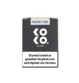 Uwell Caliburn KOKO Pods - 4 Pcs