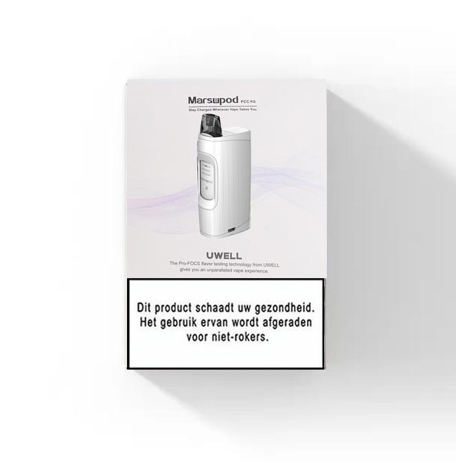 Uwell Marsupod PCC Starter Kit - 1000 + 150mAh