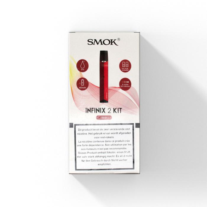 SMOK Infinix 2 Pod Kit - 450mAh