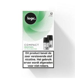 Logic Compact Pod - Menthol - 2St