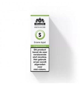 Millers Juice - green apple