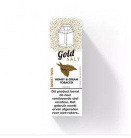 The Milkman - Gold (Nic Salt)