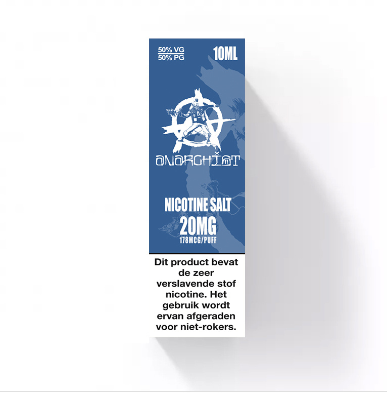 Anarchist - Blue (Nic Salt)