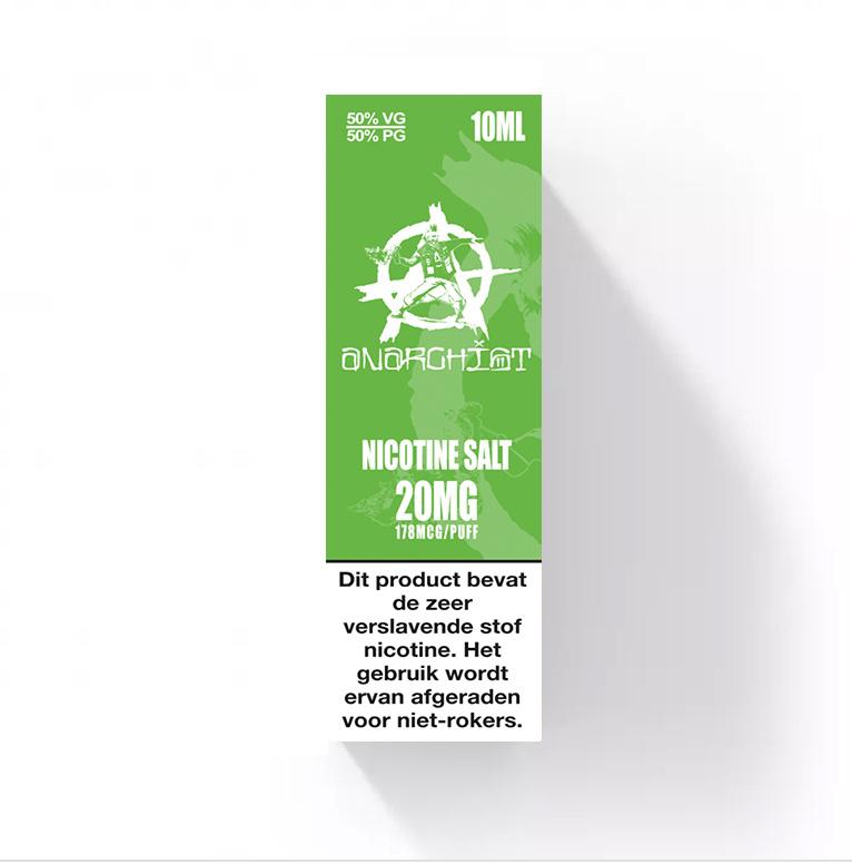 Anarchist - Green (Nic Salt)