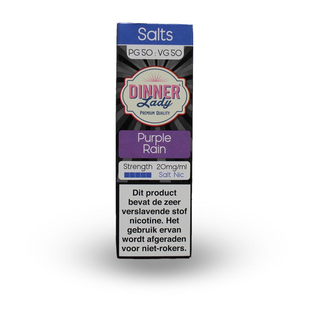 Dinner Lady - Purple Rain (Nic Salt)