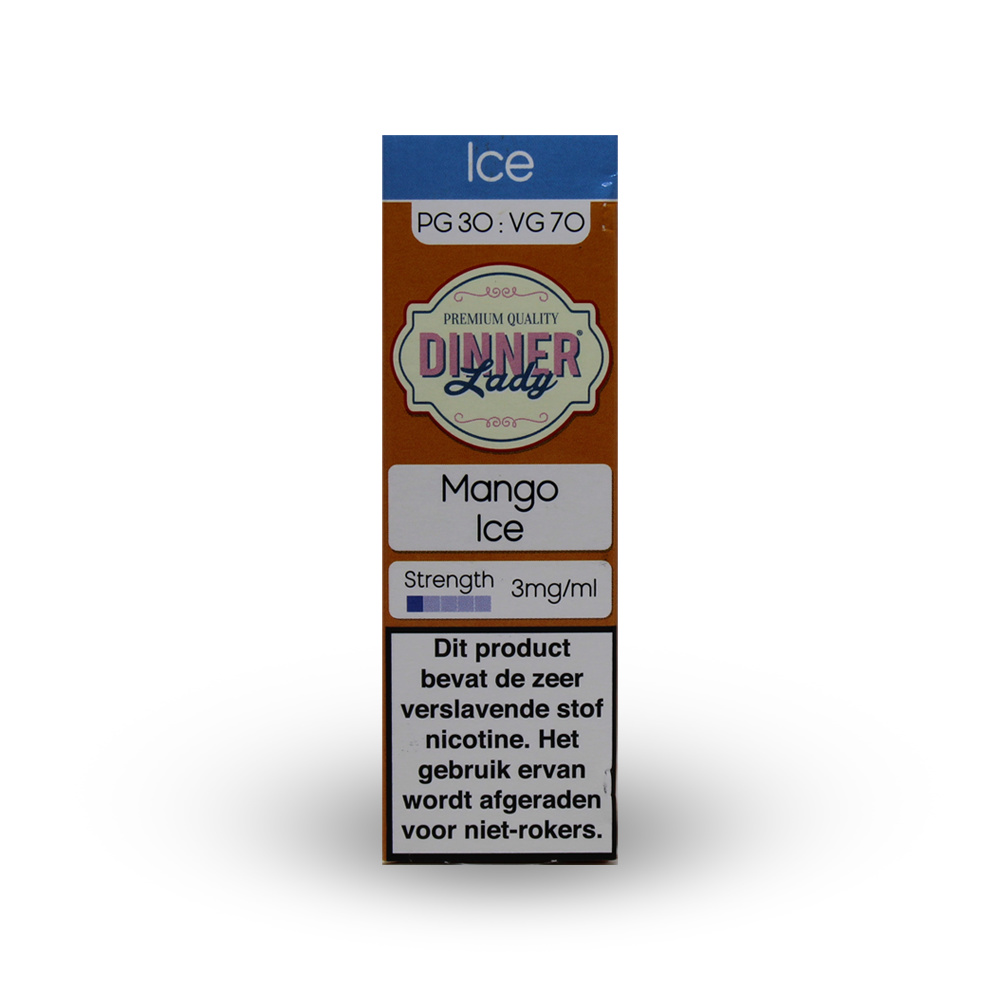 Dinner Lady - Mango Ice