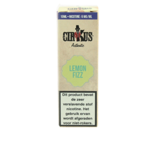 Cirkus The Authentics - Lemon Fizz