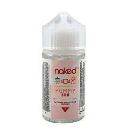 Nackte 100 Süßigkeiten Leckerer Gum - 50ml