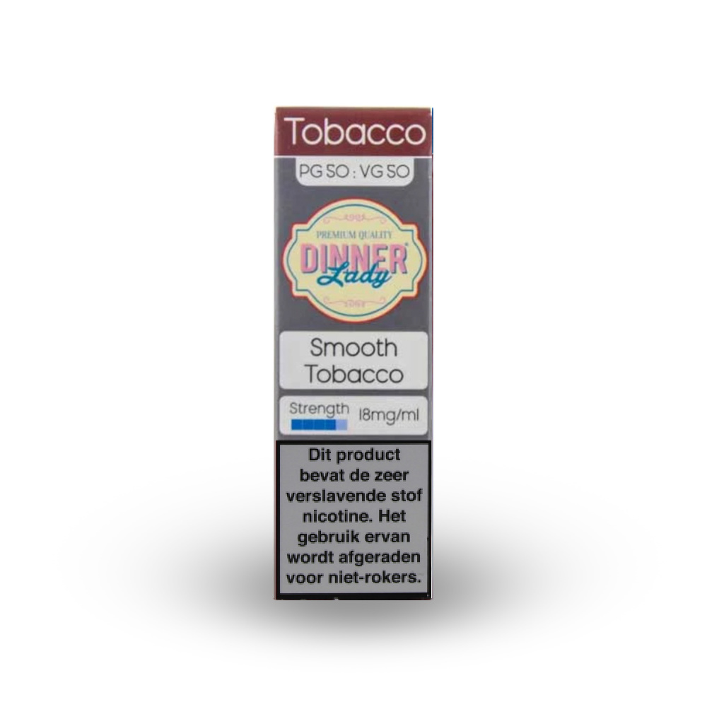 Dinner Lady -  Smooth Tobacco