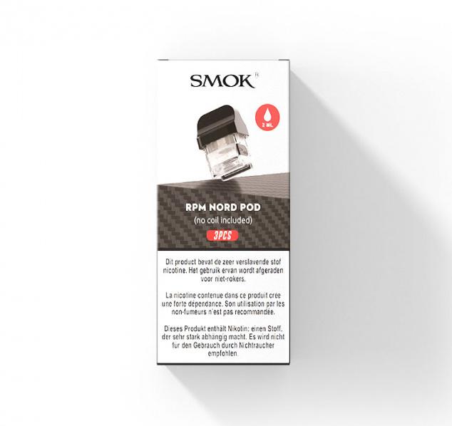 Smok Nord 2 RPM Pod (No Coil) - 3Pcs