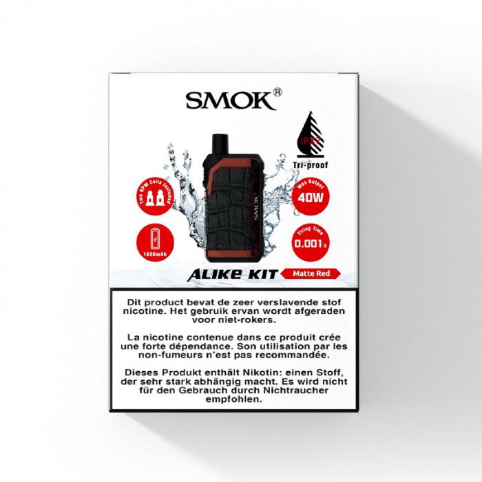 SMOK Alike Startset - 1600mAh