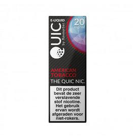 Quic - American Tobacco - 20mg Nic Salt