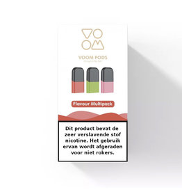 VOOM - Multipack Obstschalen - 3St