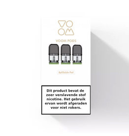 VOOM - Refillable pods- 3Pcs