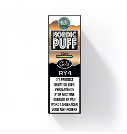 Nordic Puff Gold - RY4 Tobacco