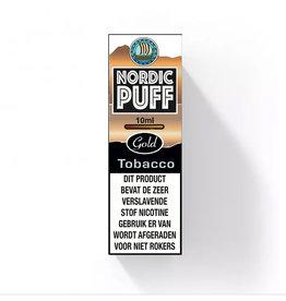Nordic Puff Gold - Nr1 Tobacco