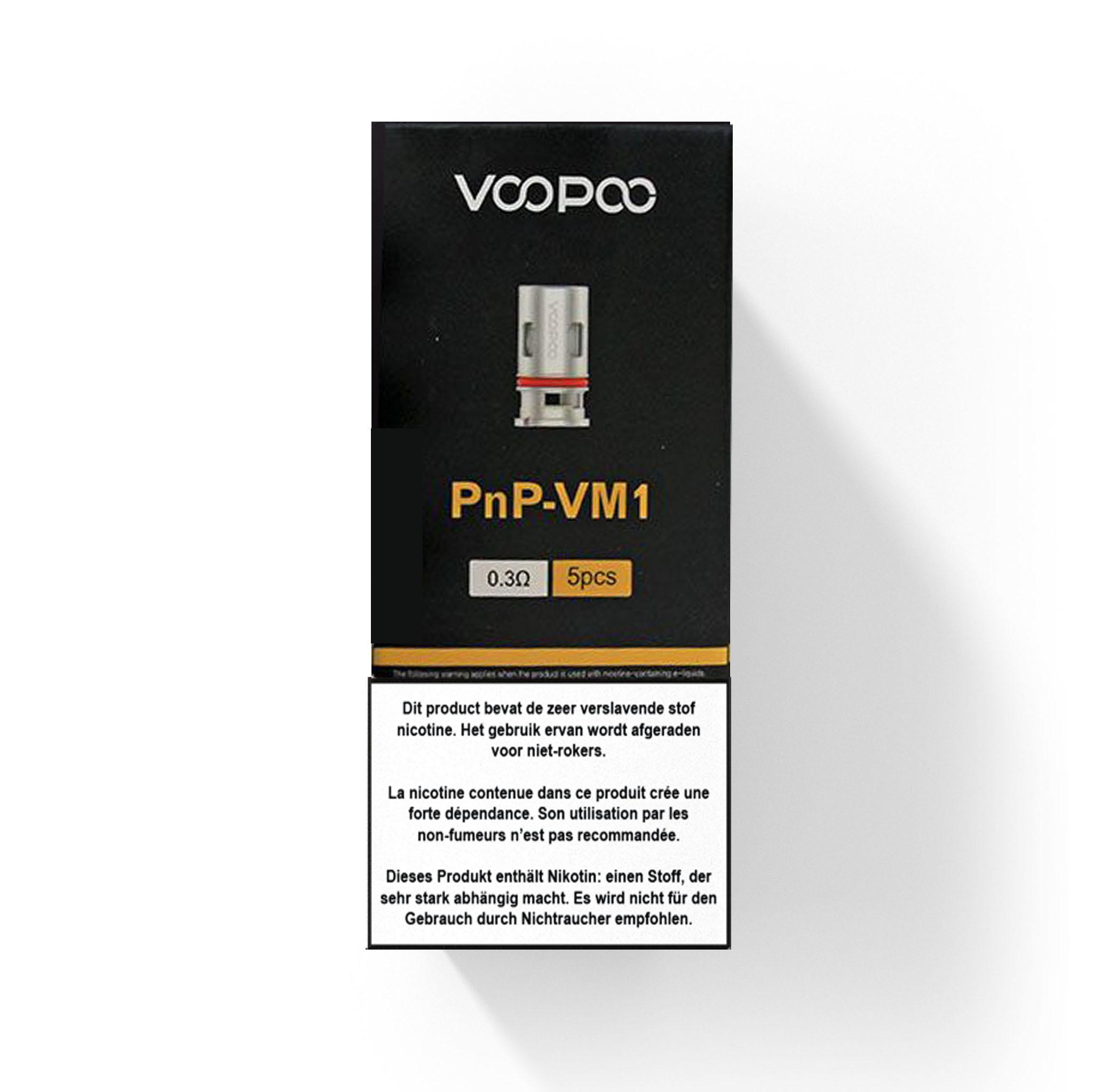 VooPoo PnP Vinci Spule - 5St