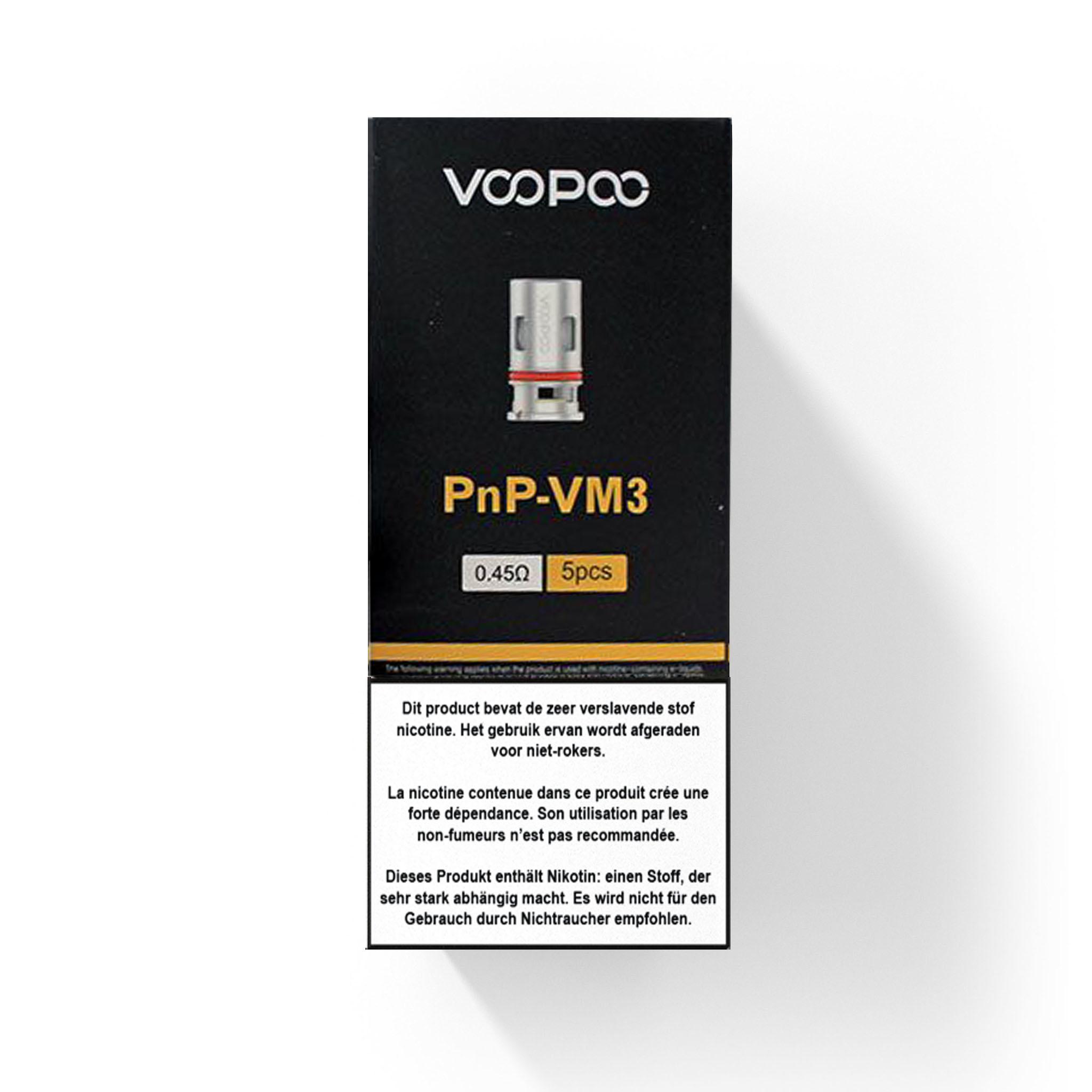 VooPoo PnP Vinci coil - 5Pcs