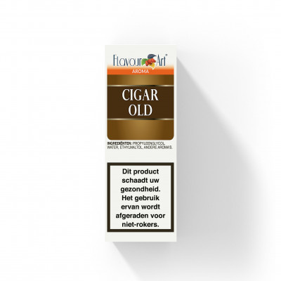 FlavourArt - Cigar Old