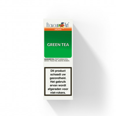 FlavourArt - Green Tea